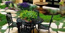 Secret Garden / Garden & exterior deco 'n more