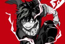 Boku No Hero Academia / ▒My hero academia▒ Anime/Manga /END/