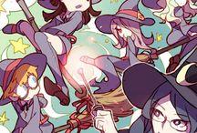 °*○Little Witch Academia○*° / ▒Little witch academia▒Anime/Manga▒