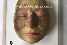 Oddities & Curiosities. Moulage, DRESDEN MUSEUM OF HYGIENE 19th Century Antiques. For Sale. / Moulage, DRESDEN MUSEUM OF HYGIENE, Rare 19th Century Antiques. Available for Acquisition. Contact us at: Info@RealShrunkenHeads.com