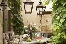 Decor - Outdoor Living / by Jennifer Pence