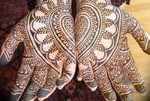 ḥinnāʾ / Henna Tattoos / by Megan Wright