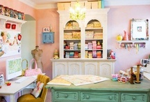 Craft Room Inspiration / by Christina Lamb