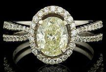 Diamonds Are A Girls Best Friend / by Marielle Larkin
