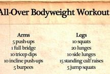 Fitness. / by Courtney Nigh
