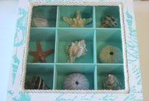 Cottage Decor - Beach Chic Decorating Ideas / by California Seashell Company