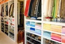 Dream wardrobe/closet