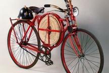 Vintage Bicycles / by Christina Lamb