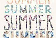 Summer / by Jill Gott-Gleason/good life