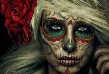 Day of the Dead....Dia De Los Muertos / by Brandy Meverden-Potts