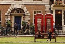 London / London inspiration, shops, views, gardens..