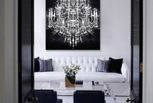 Spaces : Furnished / Furniture and interior design / by Cara Brown