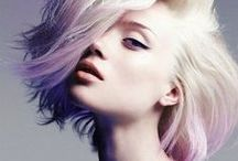 Pastel Hair / Check out these gorgeous pastel shades