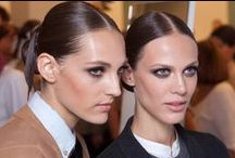 Slick 'n' sexy  / check out the wet look trend that's so hot right now