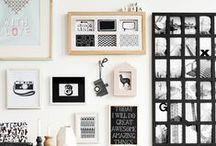Shelves ideas / wall decor