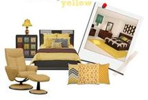 Yellows like Sunshine / Pantone's latest color for Spring 2014 is sure to give you a sunny disposition! / by Value City Furniture