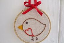 My Embroidery / Embroidery, art, craft, borduren