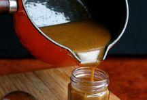 Jams, sauces, preserves and mixes / Jams, sauces, mixes and Preserves