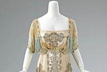 1900-1920's fashion