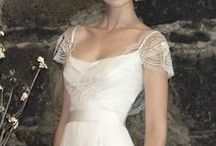 1920's style Wedding dresses / Find these beautiful selection of vintage inspired dresses exclusively at our Luellas Bridal boutique located in Wimbledon village, London.