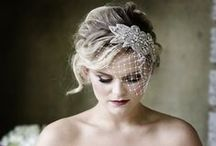Bridal hair accessories / In this board, you will find a wide range of the most beautiful bridal accessories that we stock at our boutique based in Wimbledon Village, London.