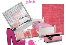 Think Pink! / All these perfect and pink / by Value City Furniture