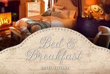 Hotel Eliyana: Bed & Breakfast / LAID-BACK LUXURIOUS STYLE. Bring southern hospitality home no matter where you live with the rustic, romantic and all around relaxing designs of the Bed & Breakfast look. / by Value City Furniture