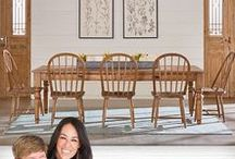 """Primitive - Magnolia Home / From the mind of Joanna Gaines... Primitive pieces have managed to stand the test of time. They hold a weight and hardiness that other styles can't match. The Primitive line's effortless details; such as turned legs, simple carvings and relaxed finishes, forms an ideal blend of """"back-to-basics"""" elements."""
