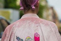 pastel grunge