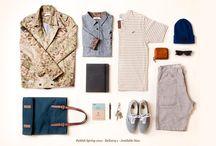 Mens Fashion / by Courtney Stretar