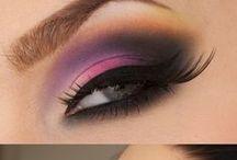 Eye makeup / by Kimone Duncan