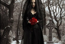 Gothic Wedding Ideas / If you're planning a Gothic wedding then this board should provide you with lots of inspiration.   Ideas for Gothic wedding gowns, flowers and some deliciously dark looking Gothic wedding cakes are all here for you to peruse as you plan your special day. / by Louanne Cox