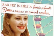 Delicious Quotes / We love to speak sweetness!