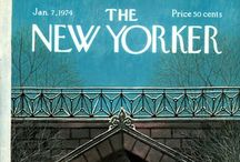The New Yorker / by Amy Thrasher