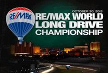 RE/MAX World Long Drive Championship / CHASE54 is the Official Apparel Provider of the RE/MAX World Long Drive Championship - Now airing every Wednesday in October as part of Long Drive Month!