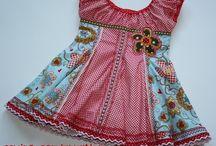 Børnetøj / Skønne ideer til anderledes børnetøj
