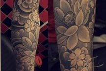sleeve tattoo idea
