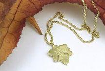 Necklaces - Colares / Silver and Gold Necklaces  --  Colares em Prata e Ouro
