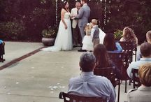 Mr. & Mrs. Gabe Post 10.17.14 / Wedding ceremony at the Lee House in downtown Pensacola