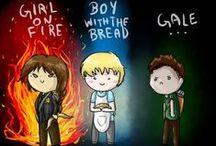 Fandoms / Mainly The Hunger Games, Harry Potter and Game of Thrones