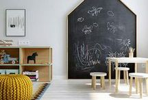 Kid's Spaces / Kids rooms and bedrooms.