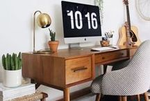 Workspaces / workspaces, creative workspaces, workspaces organization, workspaces ideas, workspaces room, workspaces office, workspaces desk, small workspaces, workspaces ideas office, workspaces decor, desk, desk chair, office furniture.