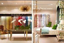 Display Ideas: Fabric