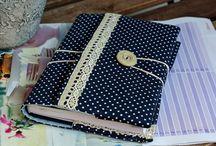 Textilné obaly na knihy