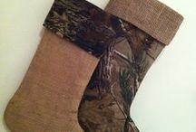 Back to Basics: Camo / Gather inspiration for Camouflage and Real Tree fabrics.
