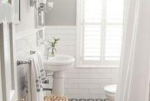 Our Favorites / Our current favorite: Stunning bathroom tiling.