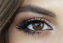 + Beauty / A little makeup and hair