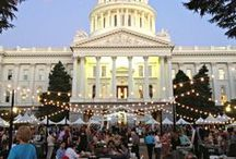 Sacramento / Our favorite spaces, places and events in Sacramento, CA.