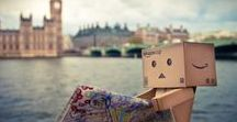 Danbo's world / Little moments of Danbo's sweet life.