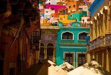 America Latina / a planear el viaje